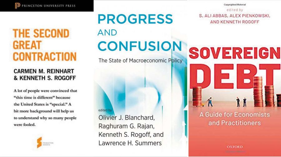 Libros de Kenneth Rogoff.