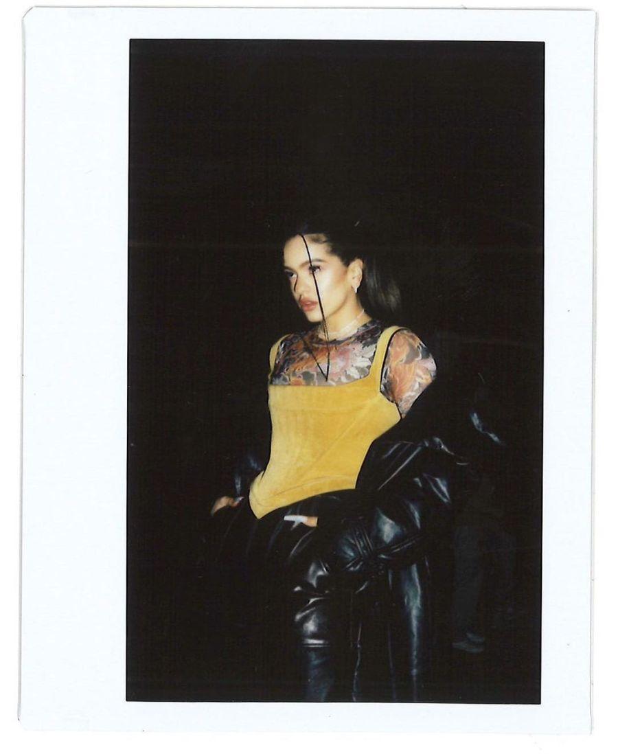 Vuelve el corset: el look de Rosalía que causa furor en Instagram