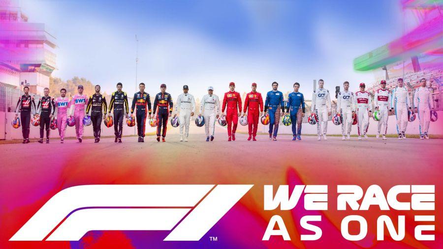 Los nuevos colores de la Fórmula 1