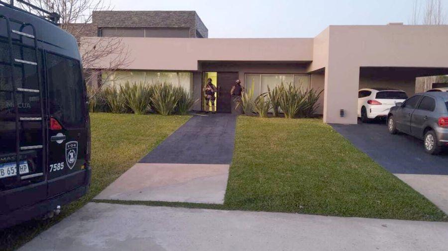 La casa de Pillin Bracamonte