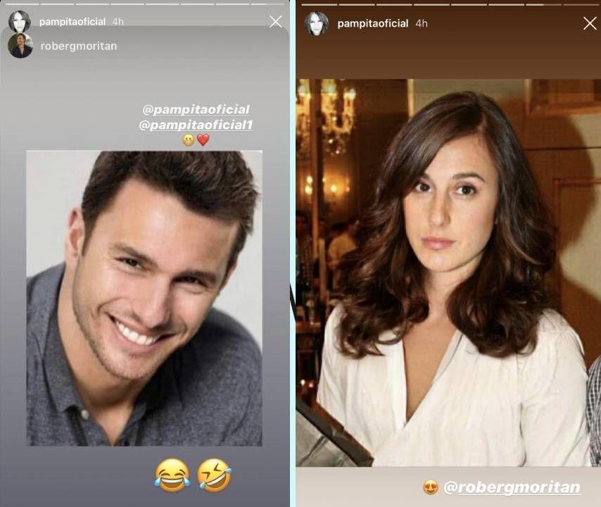 ¿Cambió de look? Roberto García Moritán sorprendió con el pelo largo