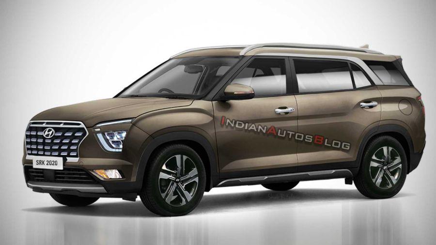 Hyundai Creta 7 asientos