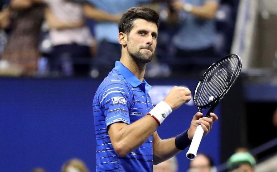 Novak Djokovic dio positivo en el test de COVID tras un torneo de tenis que organizó