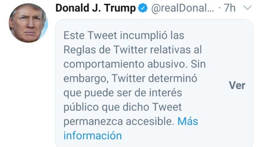 Twitter- Trump 20200623