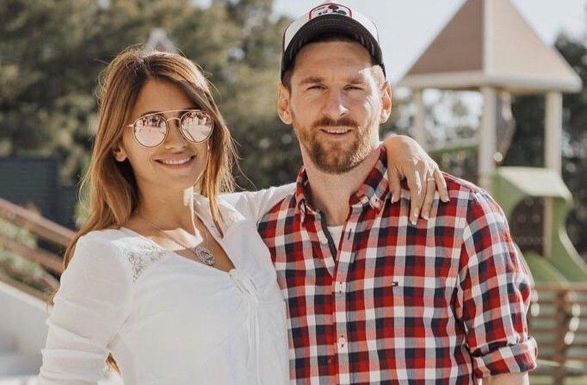 Antonela Roccuzzo hizo un romántico posteo por el cumpleaños de Messi