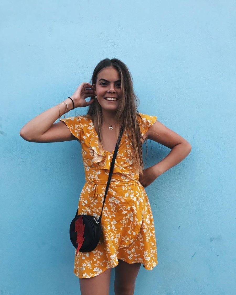 Eloísa, la sobrina influencer de Máxima de Holanda