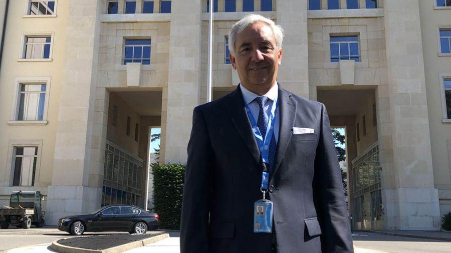 Federico Villegas Beltrán nuevo embajador en Ginebra 20200625
