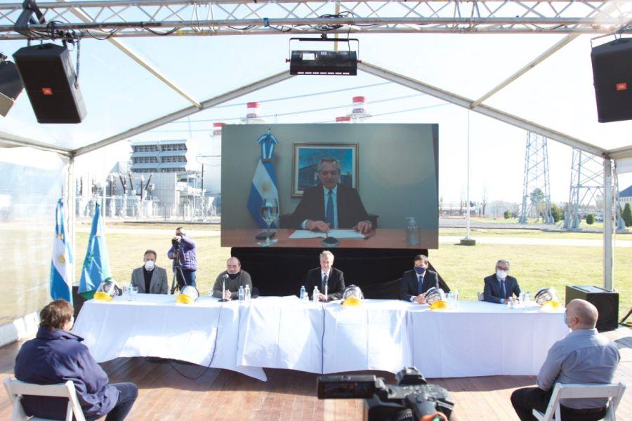 Pampa Energía invierte para generar más electricidad