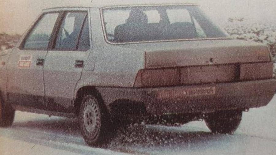 Fiat Regatta 100-S