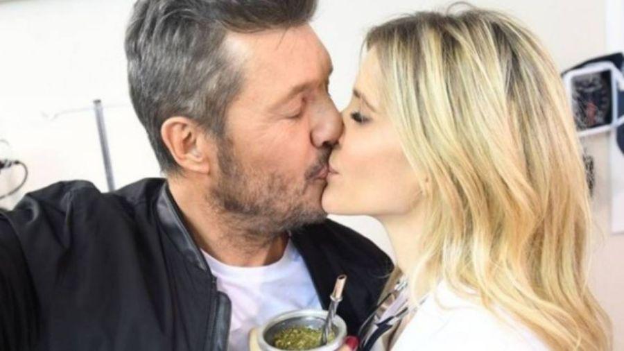 El contundente gesto de Guillermina Valdés que confirmó la separación de Marcelo Tinelli