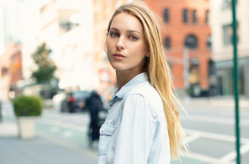 Nieves Zuberbühler marca tendencia en Nueva York