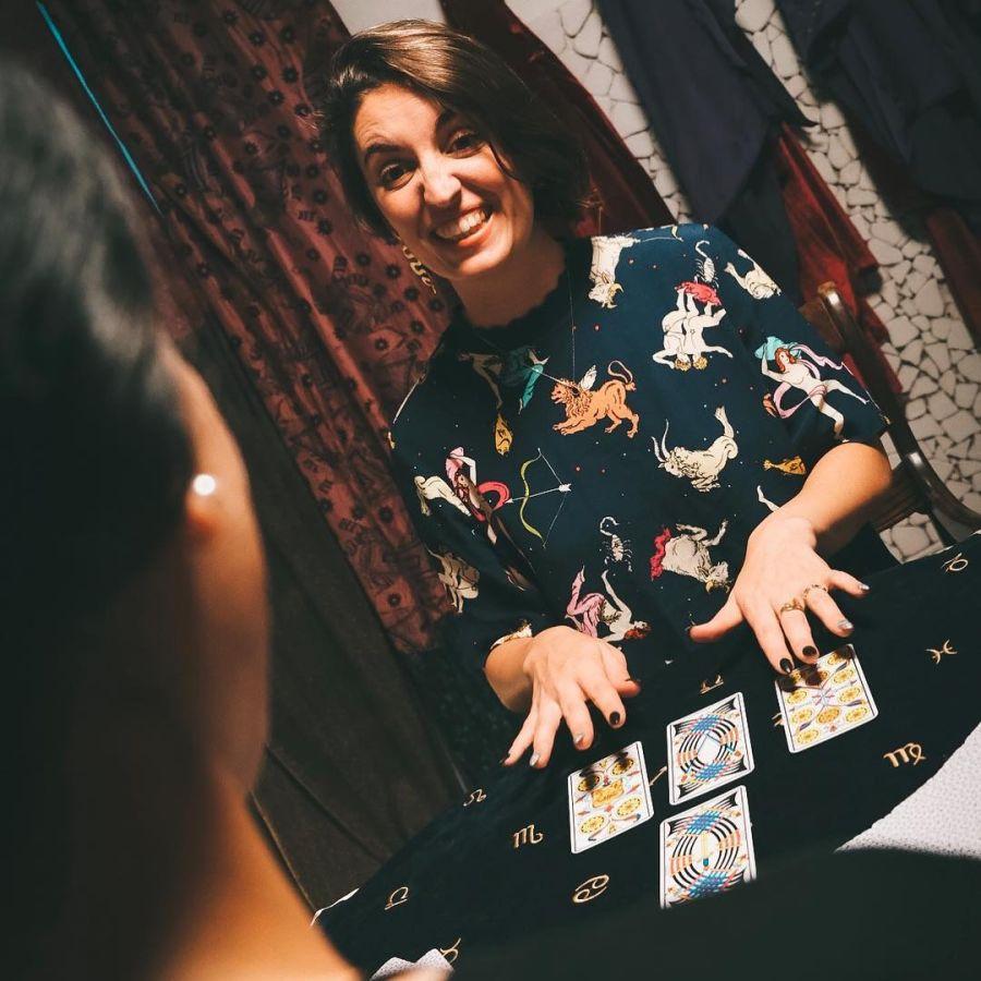 Dalia Walker y el tarot como herramienta de empoderamiento