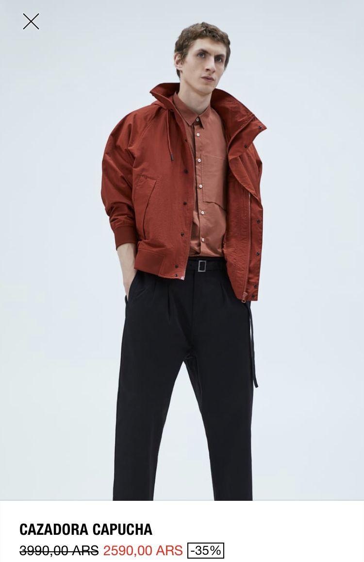 Zara hombres