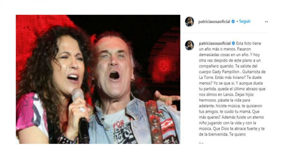 Gady Pampillon y Patricia Sosa 0701