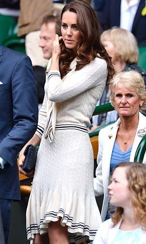 Los mejores looks de Kate Middleton en Wimbledon