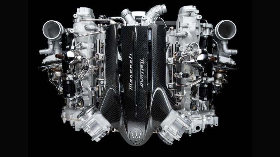 Maserati presentó un nuevo motor, y no es de Ferrari