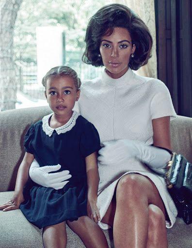 Kim Kardashian, primera dama y Kanye West, presidente: estas son las fotos que predijeron la candidatura