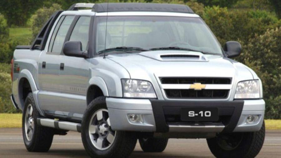 La Chevrolet S10 cumple 25 años
