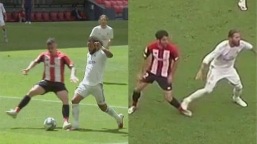 polemica real madrid var captura video