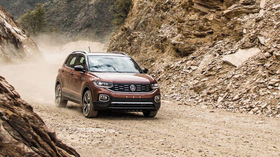 Dossier 4x4, SUV, pick-ups Volkswagen