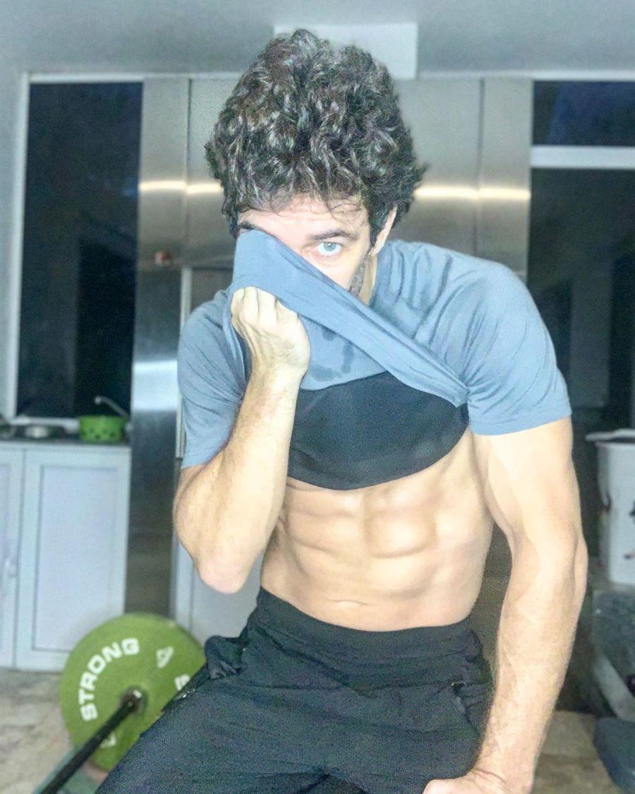 La transformación física de Mariano Martínez tras confirmar la separación