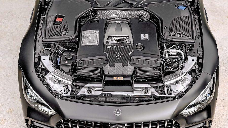 Mercedes AMG GT 63S 4Matic 4 puertas Coupé