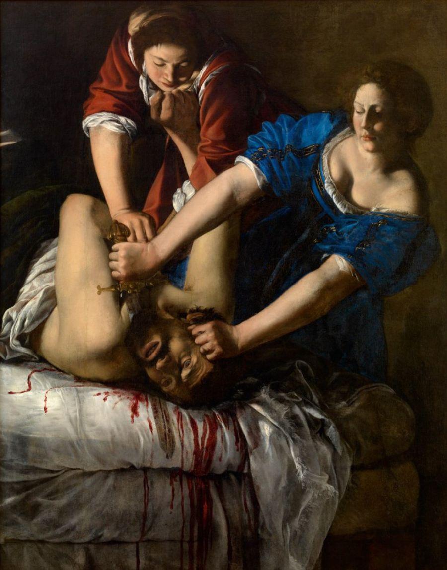 En fotos: las obras de Artemisia Gentileschi