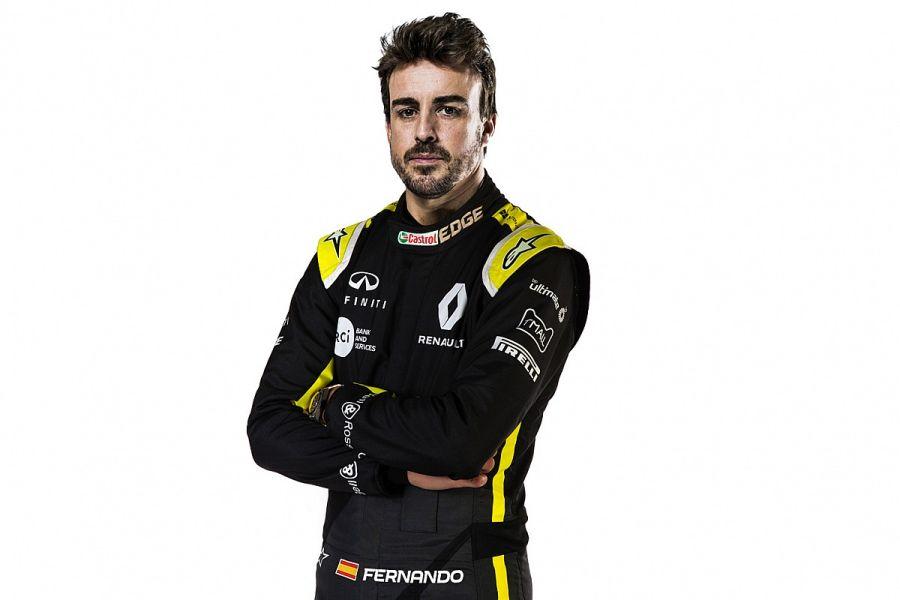 Fernando Alonso vuelve a la F1