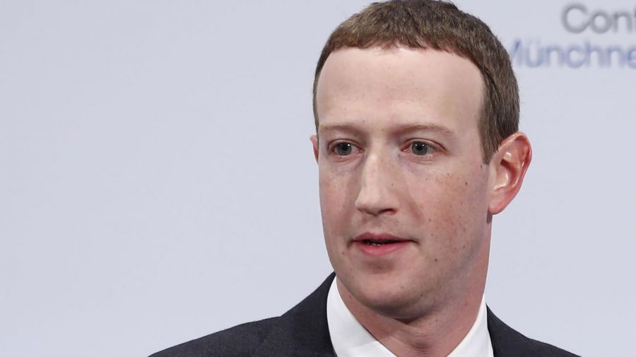 Mark Zuckerberg 20200708