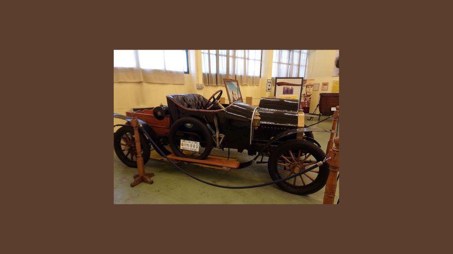 Recordamos al Anasagasti, el primer auto argentino