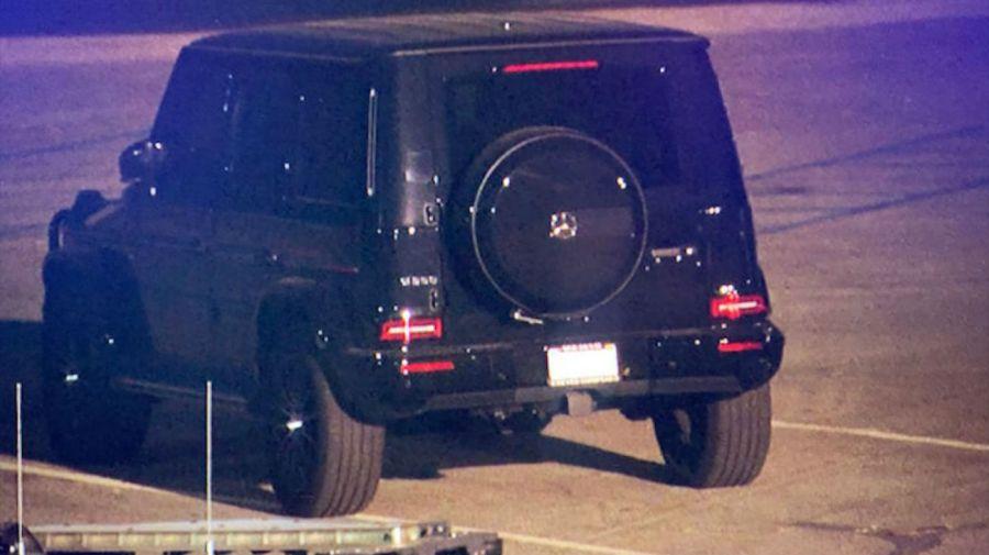 El auto de Naya Rivera