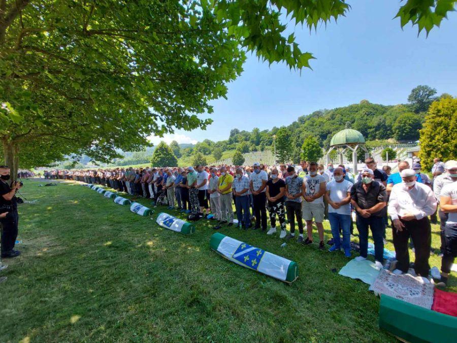 25 años Srebrenica