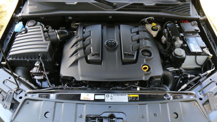 Volkswagen Amarok 3.0 V6 Black Style (Fotos: Alejandro Cortina Ricci)