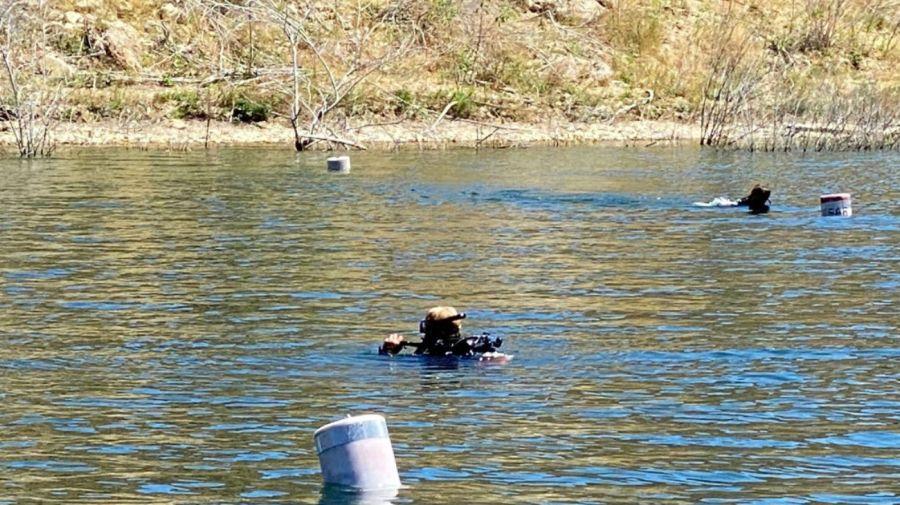Búsqueda de Naya Rivera en el lago Piru, California