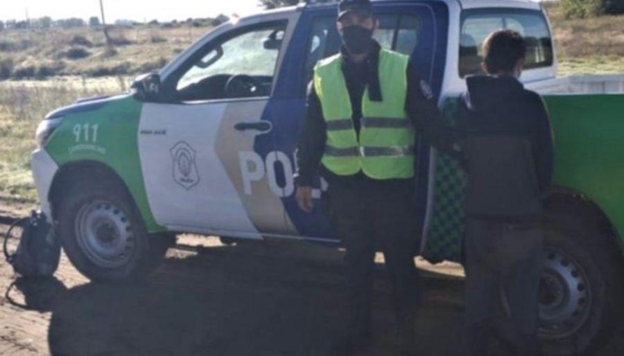 Facundo Astudillo Castro Police stop