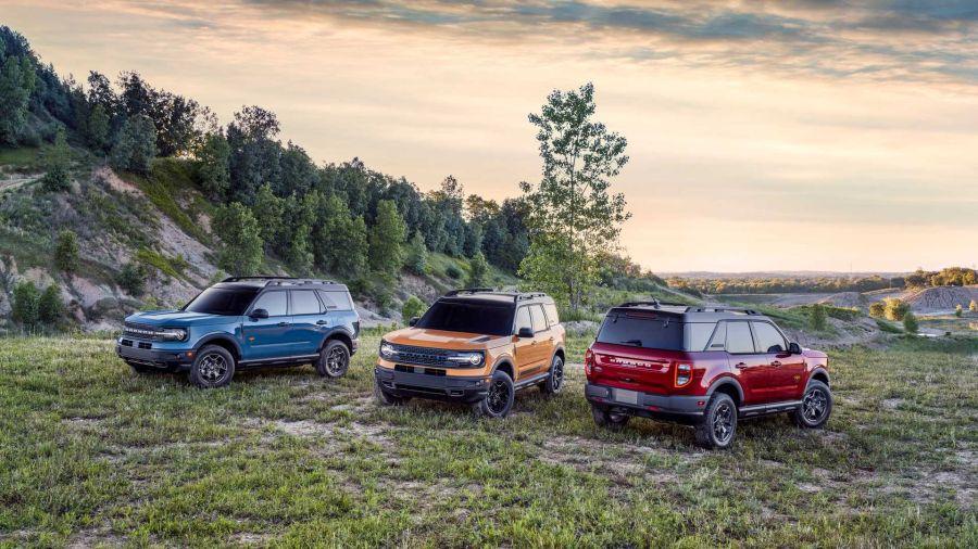 Ford Bronco y Bronco Sport