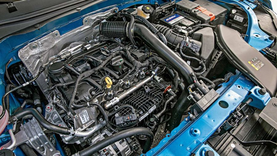 Chevrolet Tracker motor