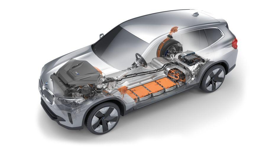 Completamente eléctrico: así es el nuevo BMW iX3
