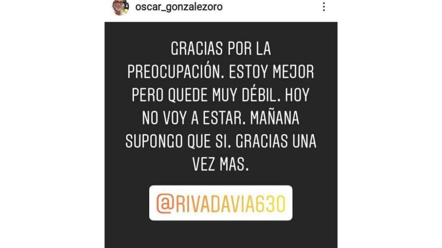 Oscar González Oro 0714