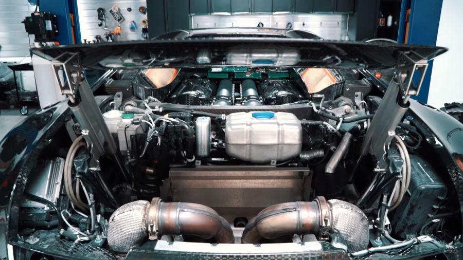 Qué tan distintos son el aire acondicionado de tu auto y el del Bugatti Chiron
