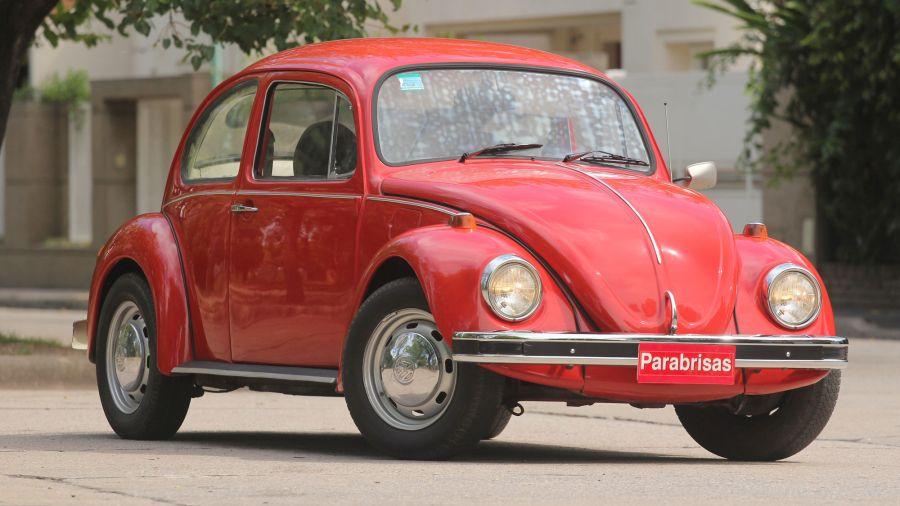 Volkswagen Escarabajo Revista Parabrisas