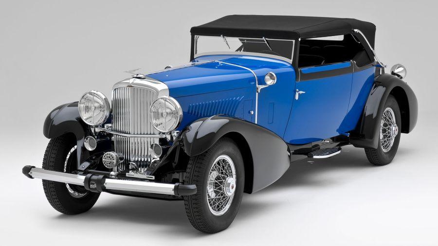 Concurso virtual de elegancia autos clásicos