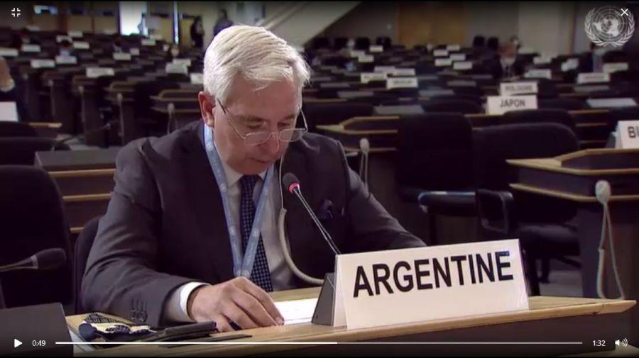 ONU Federico Villegas embajador 20200715