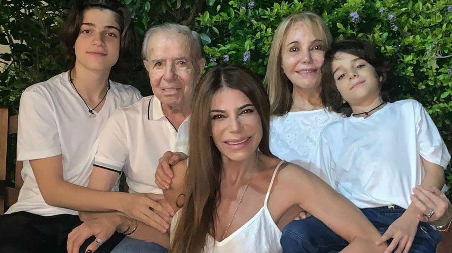 Familia Menem