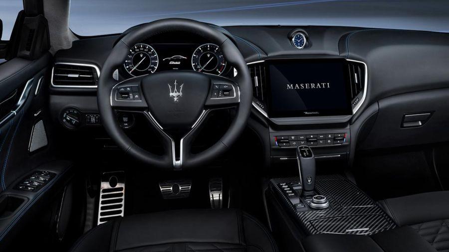 Ghibli, el primer Maserati híbrido de la historia