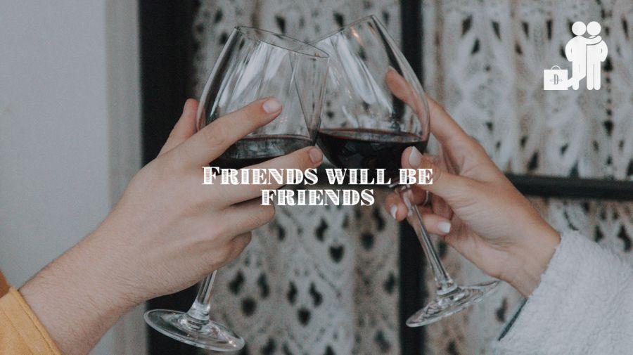 Festejá el Día del Amigo con DELIRIO