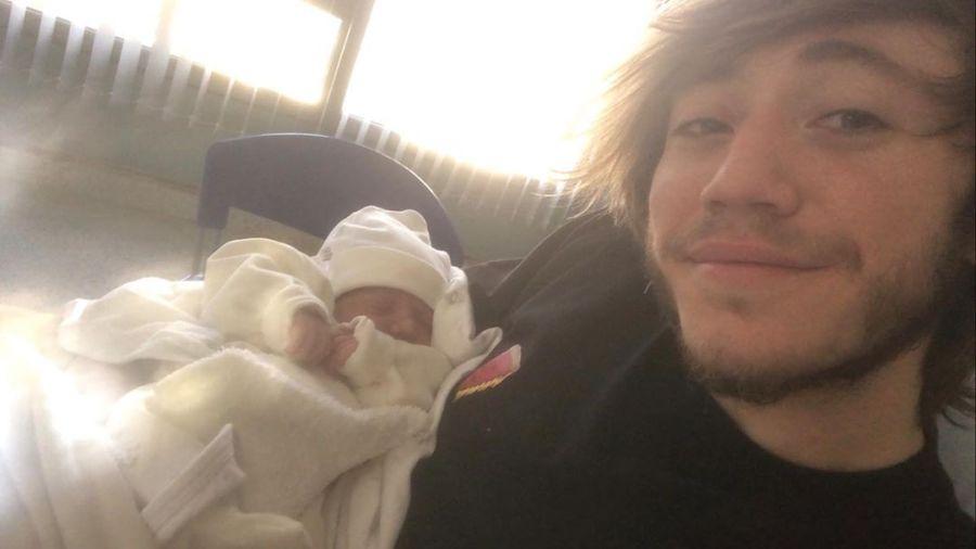Paulo Londra y su novia fueron padres por primera vez