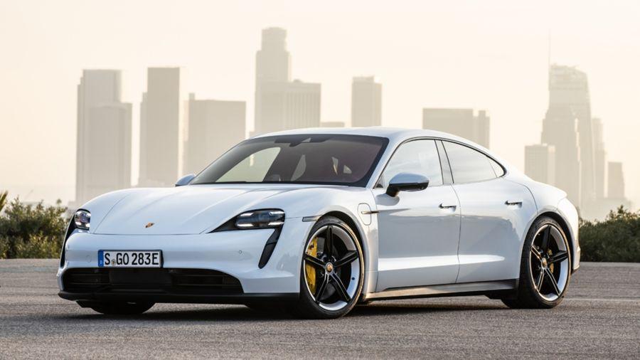 Porsche Taycan, el auto más innovador del planeta