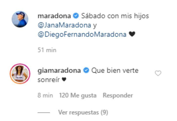 Gianinna Maradona 0718
