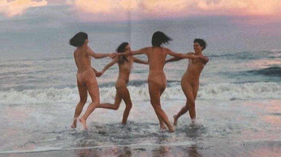 Calu Rivero desnuda